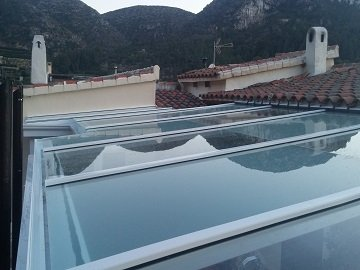 techo fijo para terrazas
