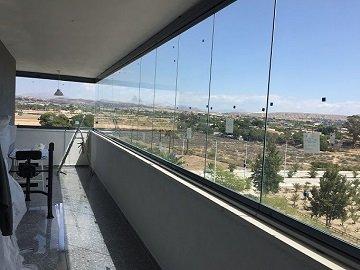 Cerramientos de Balcón con Cristal