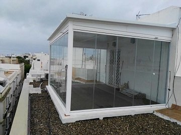 techo mvil para terrazas de bares
