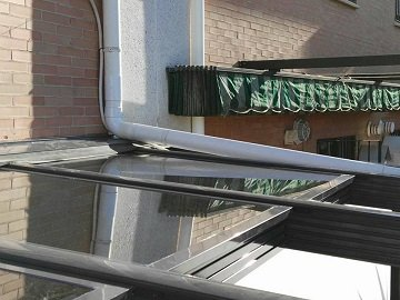 techos mviles de cristal para terrazas