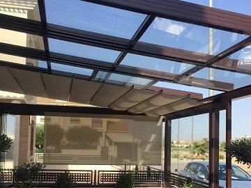 techos de para patios free techos para jardines with techos de
